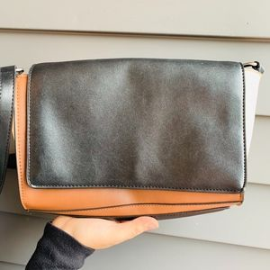 French connection cross body purse